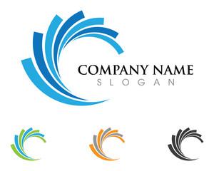 C Wave Logo 4