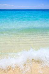 Tropical beach in Andaman sea, South of Thailand