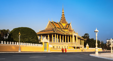 Royal Palace and Silver pagoda, Phnom Penh, No.1 Attractions in