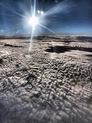 Obraz w chmurach - fototapety do salonu