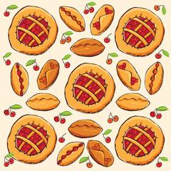 bakery vector illustration