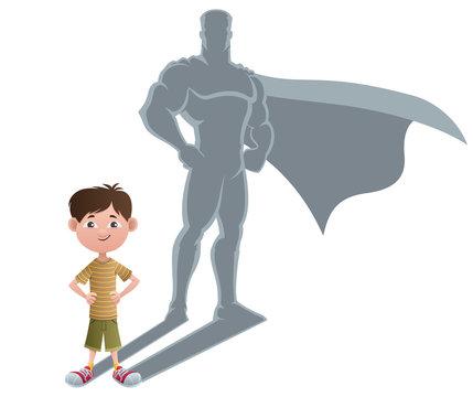 Boy Superhero Concept 2