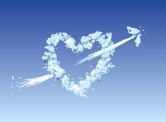 ..heart in the sky