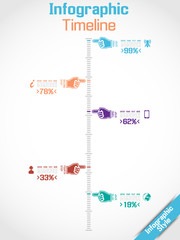 INFOGRAPHIC TIMELINE SPECIAL EDITION HAND