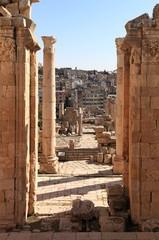 Jerash, Ancient and Modern