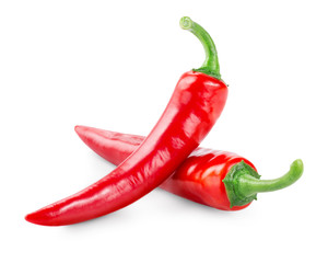 Canvas Prints Hot chili peppers Chili pepper