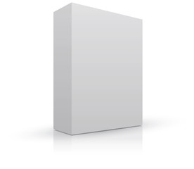 Blank Packaging Box