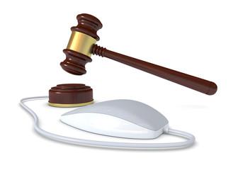 concept of online auction
