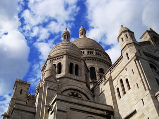 Sacred Heart Church in Paris