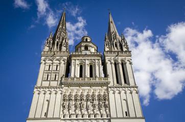 Kathedrale von Angers, Frankreich