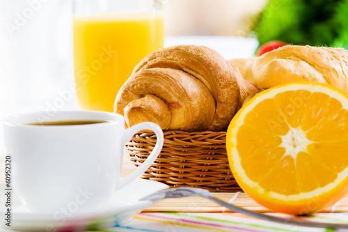 Wall mural Delicious breakfast