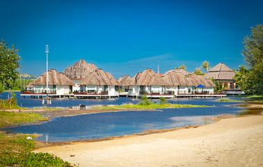 Sokha Beach Resort in Sihanoukville. Cambodia.