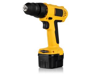 Cordless screwdriver, cordless drill.