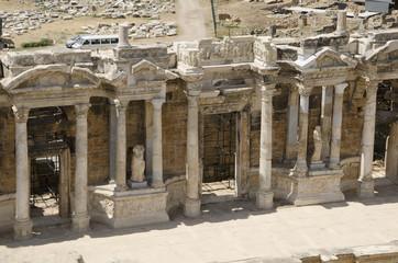 Amphitheater Hierapolis (detail)