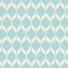seamless interlocking mesh geometric pattern