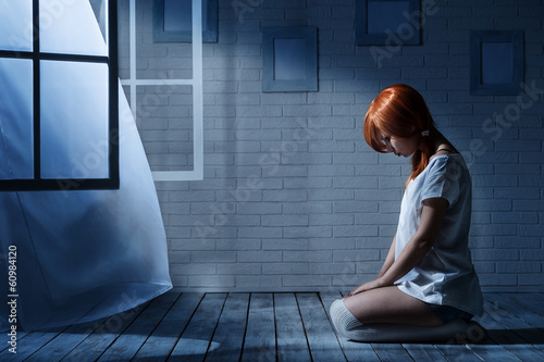 lonely girls photo циан № 164334