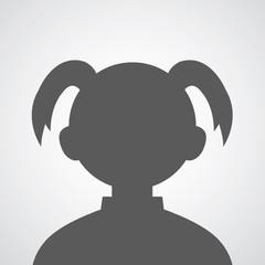 woman avatar profile picture