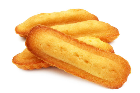 Madeleines longues