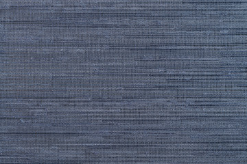 Coarse blue fabric