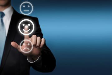 touchscreen - Umfrage Bewertung Beurteilung