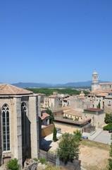 Ville de Gérone, Girona, Espagne