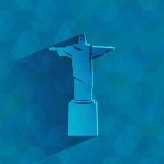 Rio de Janeiro. Vector format