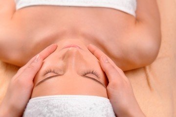 Healthcare treatment at the spa