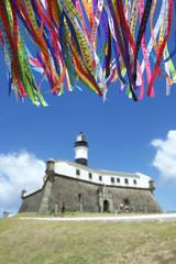 Barra Salvador Brazil Lighthouse Wish Ribbons