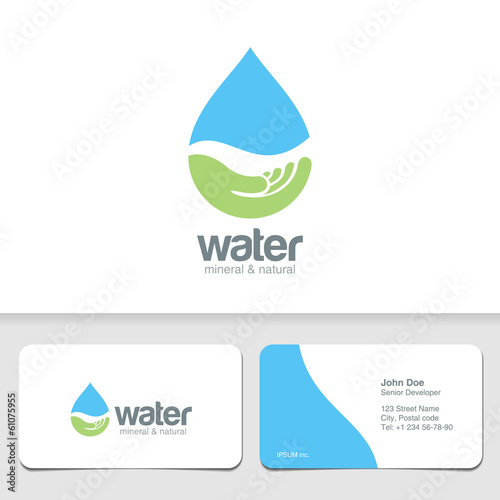 30 Wonderful Water Logos  Design Blog  Skyje