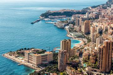 Monte Carlo top View