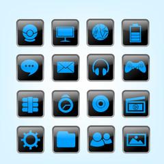 Desktop Icon Shiny Icon