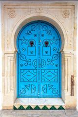 Fotorollo Tunesien oriental door