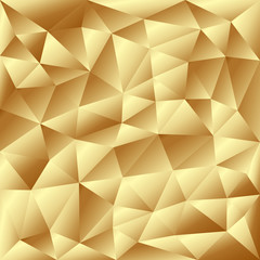 Vector abstract geometric background