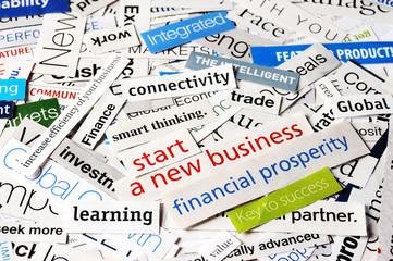 start new business