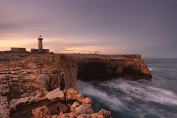 Sicilia Faro di Capo Murro