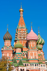 Wall Mural - Saint Basil Cathedral  in Moscow