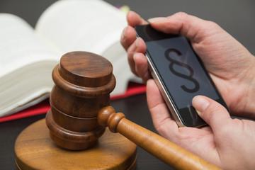 Mobiles Internet - Recht