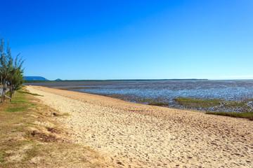 オーストラリア、ケアンズの海岸線