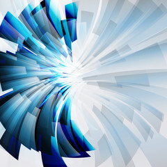 abstract design techno background.