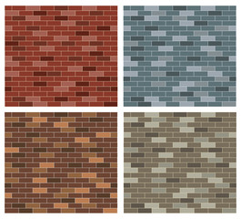 Simple Brick Texture Collection