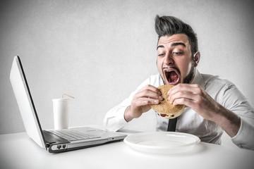 hamburger and wifi
