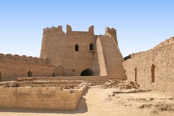 Ancient Ruins - Diji Kot fort