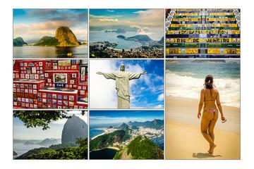 Eindruecke von Rio de Janeiro, Brasilien