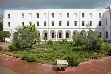 Carthage national Museum in Tunisia