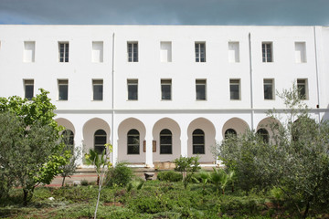 Museum of Carthage in Tunis