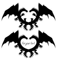 Dragon signs.
