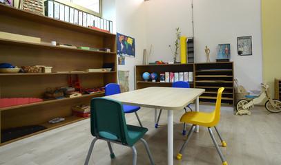 Kindergarten Preschool interior Nursery school