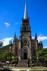 Cathedral of Saint Peter of Alcântara in Petrópolis, Brazil