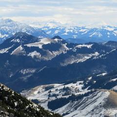 hintergrund - berge