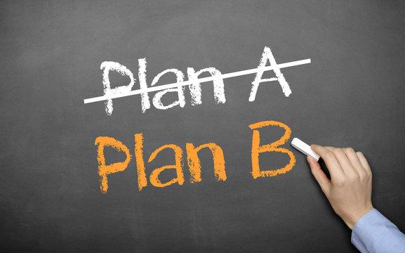 Plan A u. Plan B